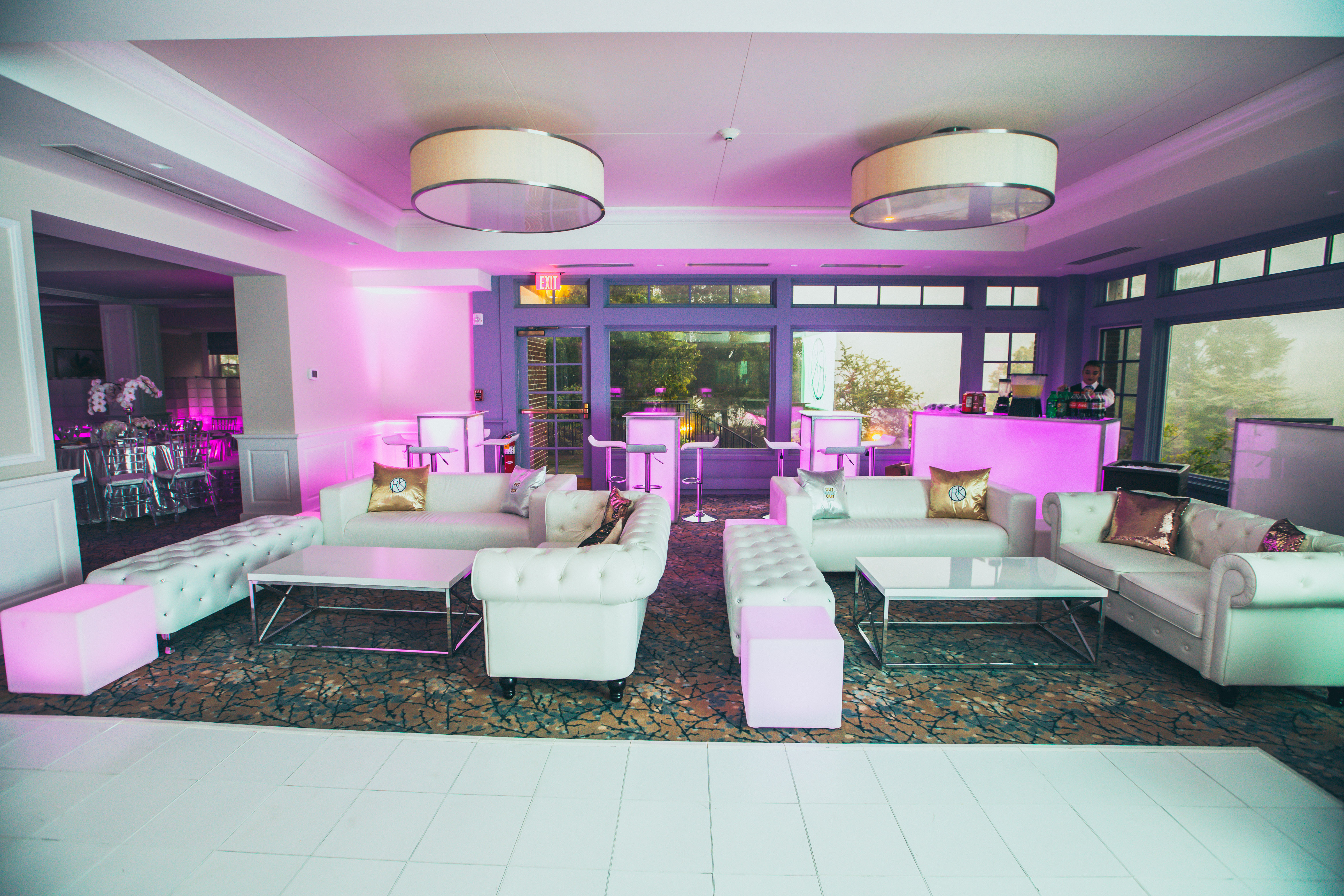 Todd Yahney Events Lounge Decor - Todd Yahney Events