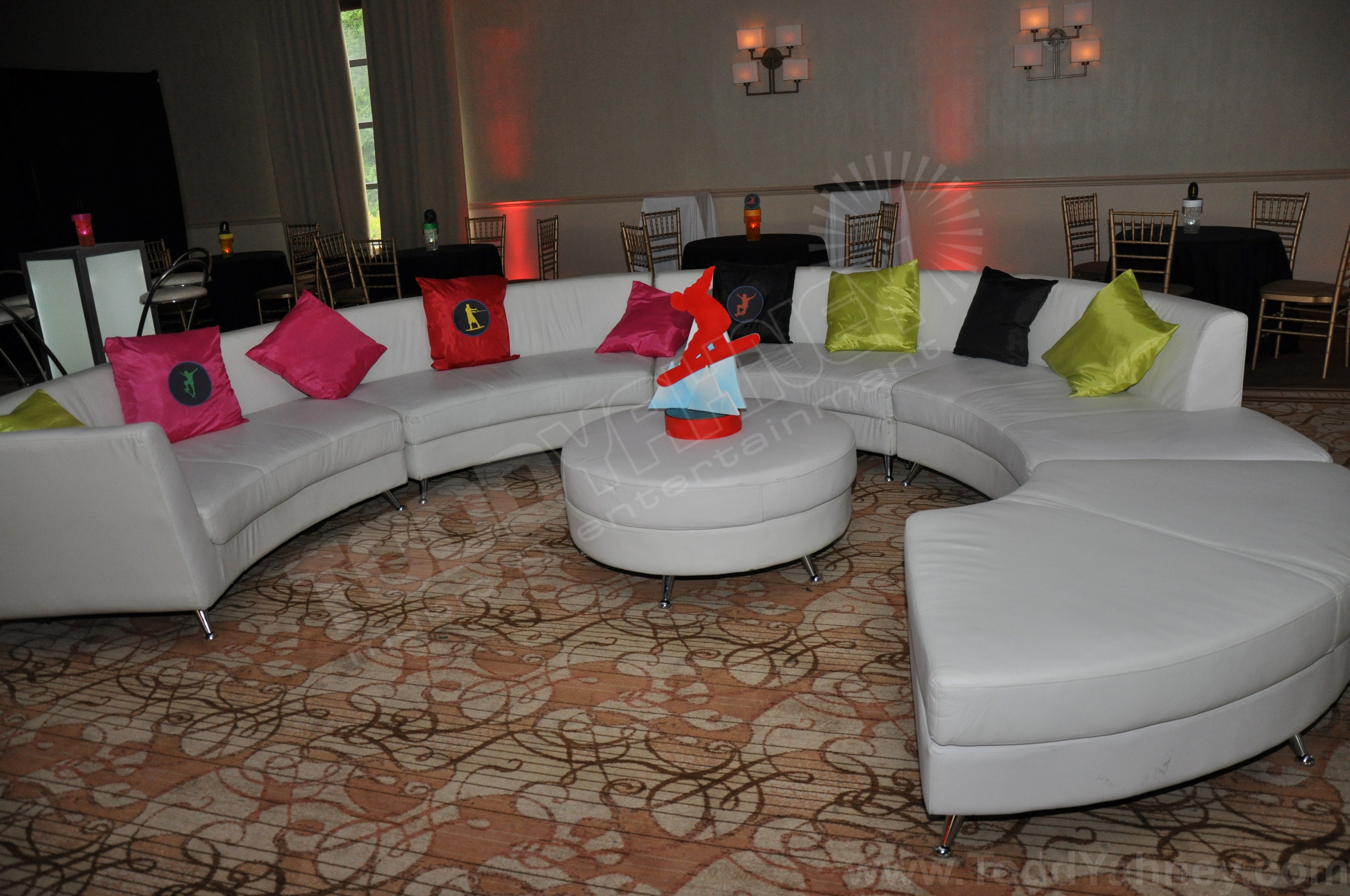 Todd Yahney Events Lounge Decor Todd Yahney Events
